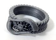 דגם טבעת מודפס