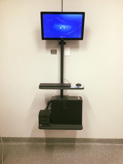MONITOR PC MOUNT