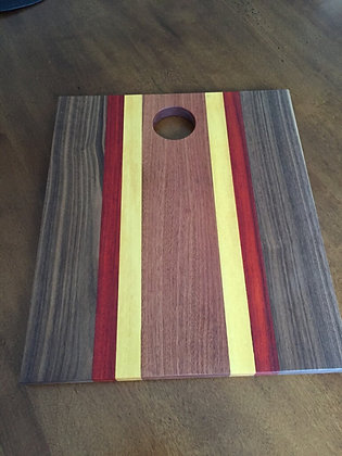Face Grain Cutting Board