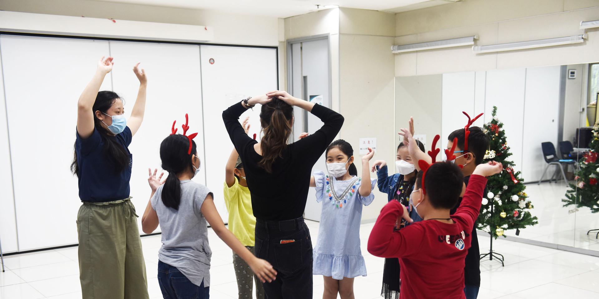 English Drama Trial Class
