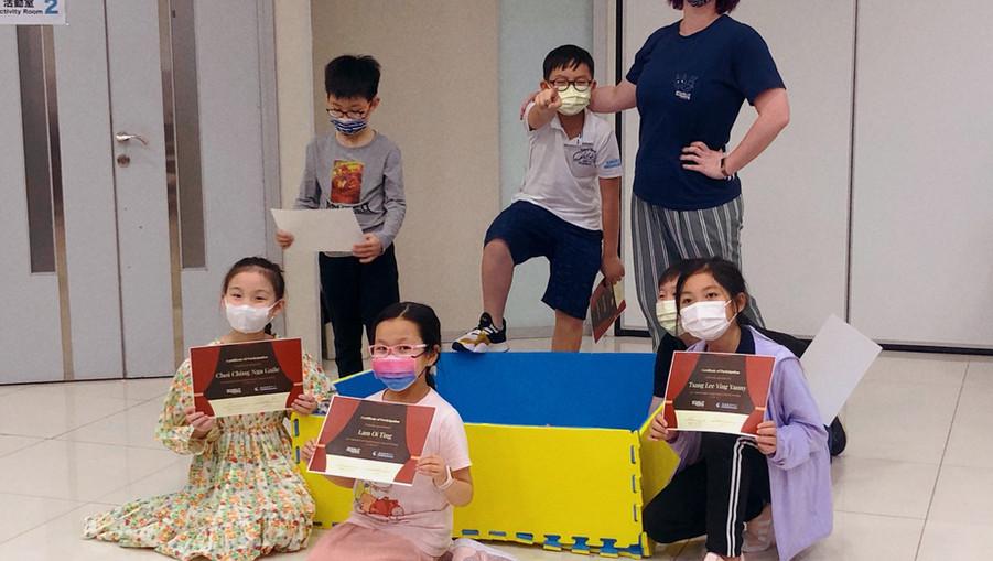 Easter English Drama Workshop