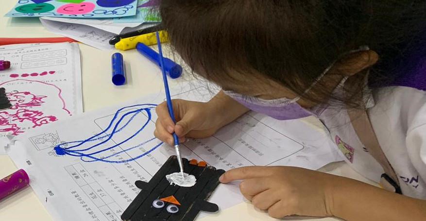 幼兒創意手工藝班