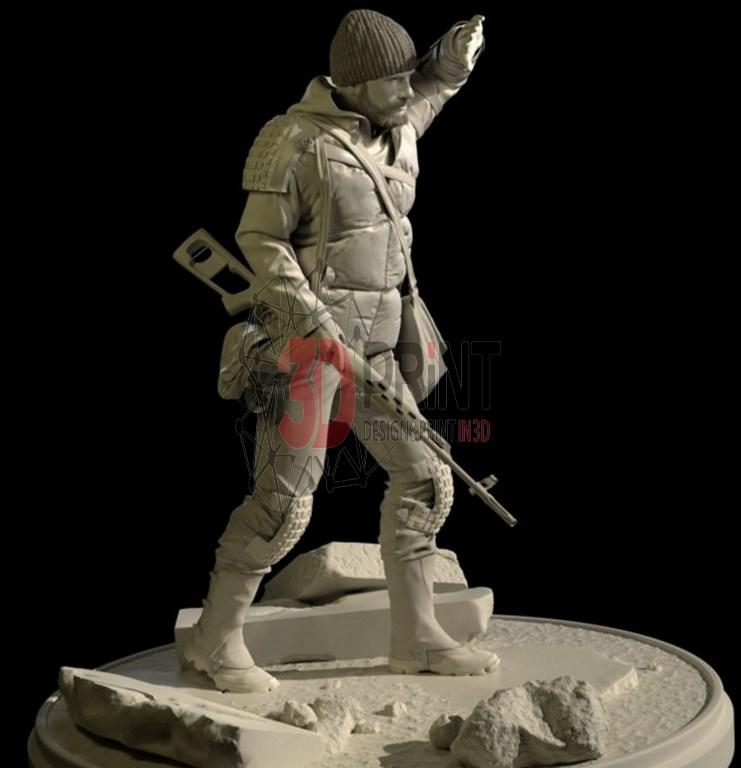 3D моделирование художественного персонажа Киев