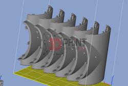 3D моделирование и печать технических элементов