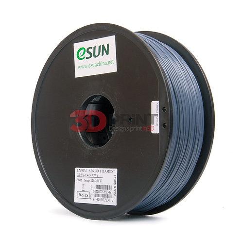 PLA пластик 1.75 Grey (Серый)