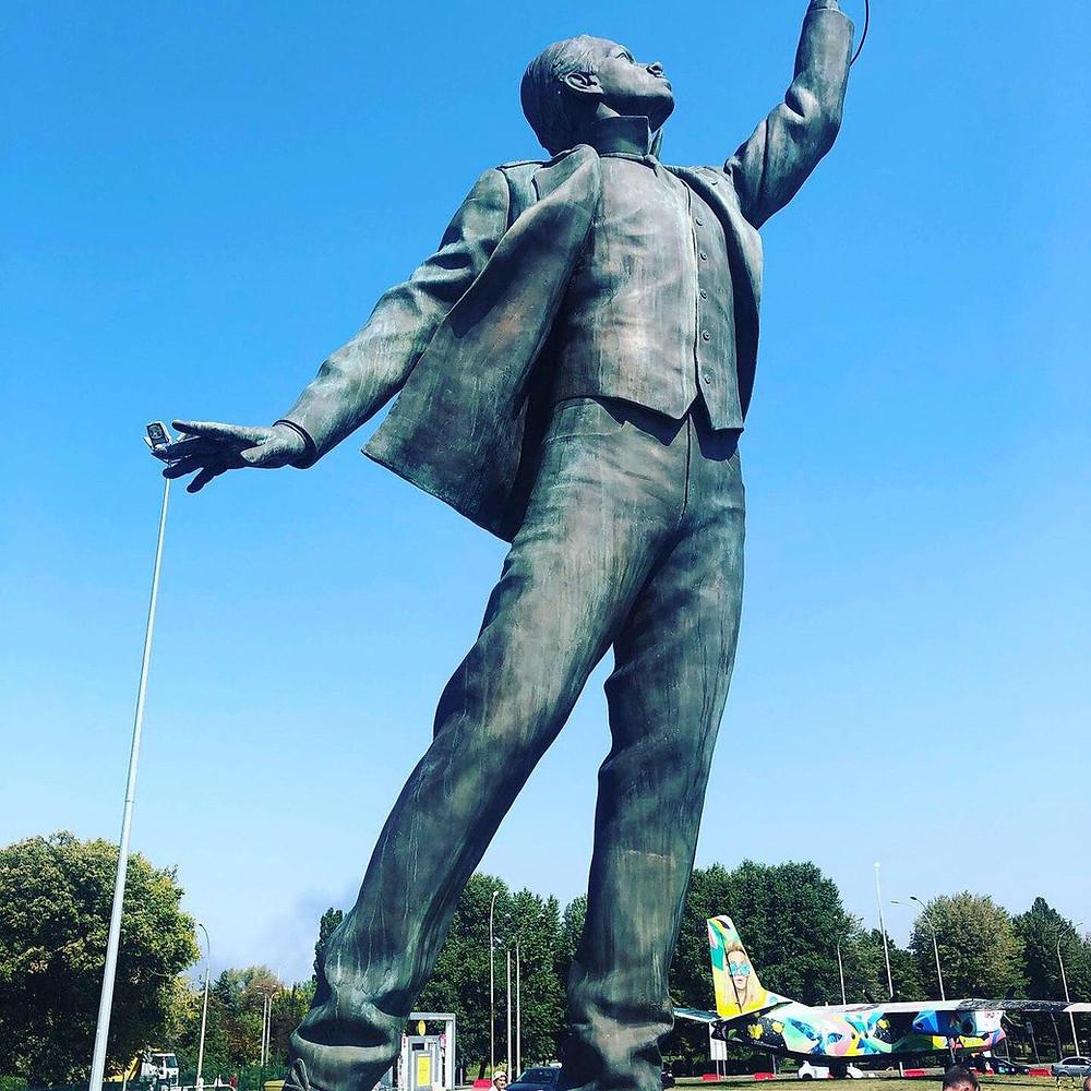 3д сканирование скульптуры Украина Киев