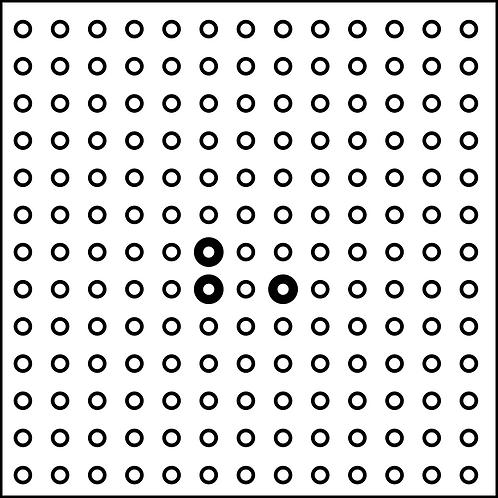 Калибровочная таблица Scan in BOX 400x400