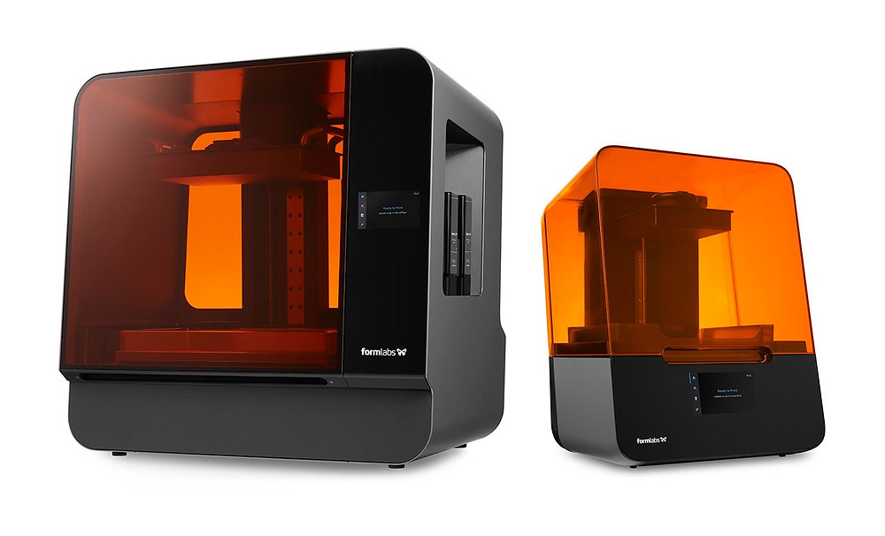 купить Formlabs 3 и Formlabs 3L у официального представителя 3dprint.com.ua