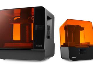 Обновление линейки лучших настольных 3Д принтеров Formlabs 3, Formlabs 3L