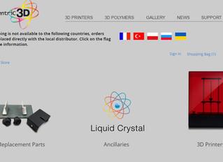 3Dprint - стал эксклюзивным дистрибьютором 3D принтеров LiquidCrystal в Украине