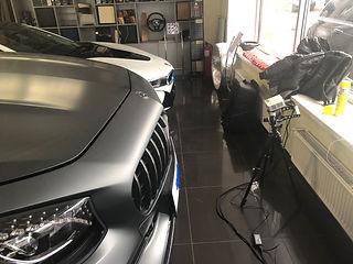3Д сканирование автомобиля в Украине