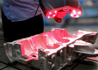 Услуга инженерого 3Д сканирования (точное 3D сканирование) в Украине
