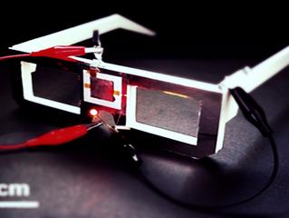 Корейское изобретение 3D печатаного аккумулятора.