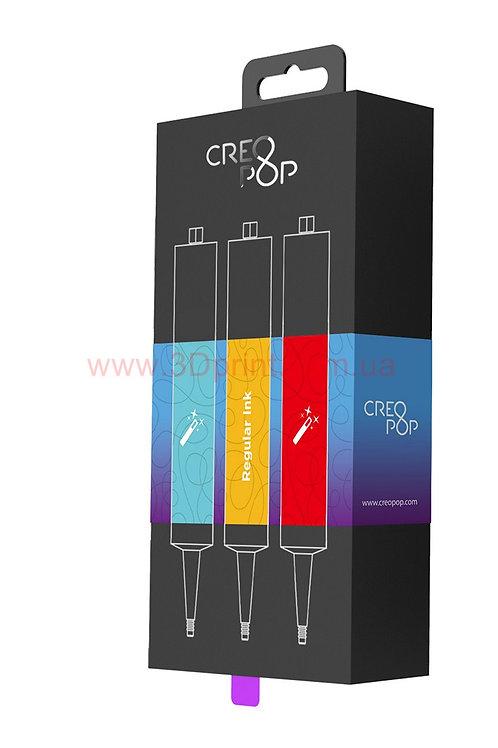 Набор картриджей Regular (чернила) для Creopop 3d ручки