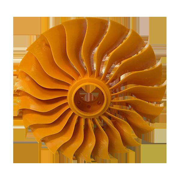Пример инженерной 3d печати Liquid Crystal PRO