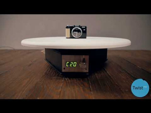 Купить поворотный стол для фотосъемки TWIST PRO 2