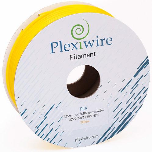 Купить PLA пластик желтый Plexiwire