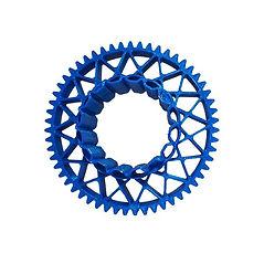 Модель напечатанная на 3D принтере  B9 creator  после литья