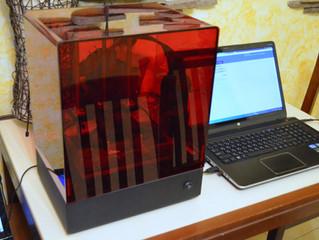 """Примеры 3D печати 3Д принтера Liquid Crystal 10"""""""