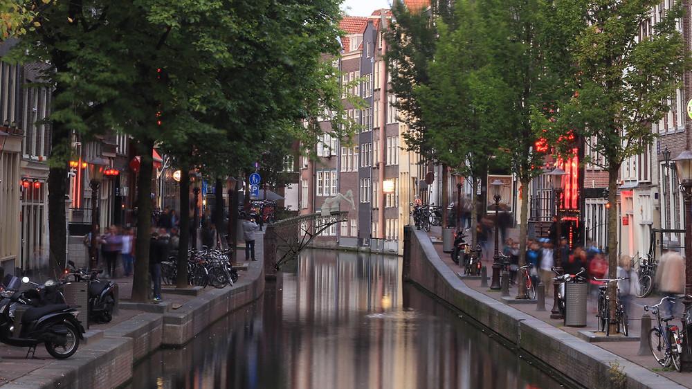 Мост в Амстердаме 3D print