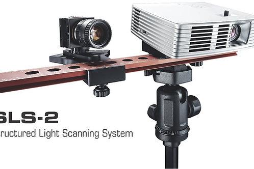 DAVID SLS2 3д сканер