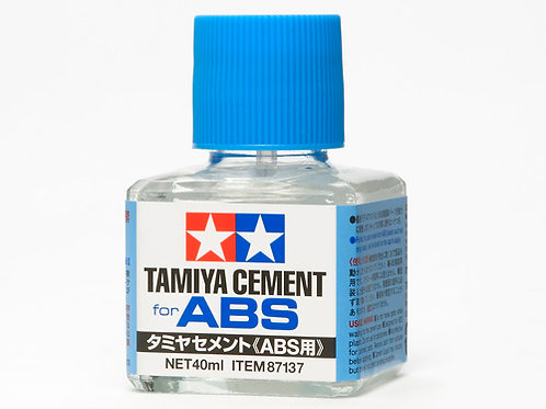 Клей для ABS пластика