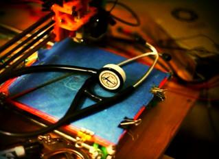 Напечатанный стетоскоп работает лучше серийного, стоимостью 200$