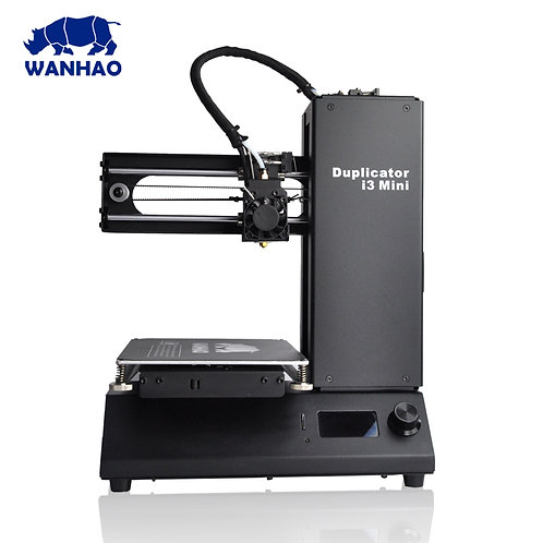 Wanhao i3 mini бюджетный FDM 3D принтер