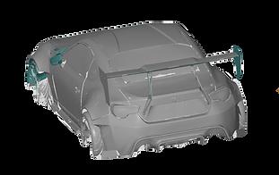 3Д сканирование автомобиля Киев заказать