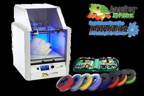 Купить 3D принтер Leapfrog HS