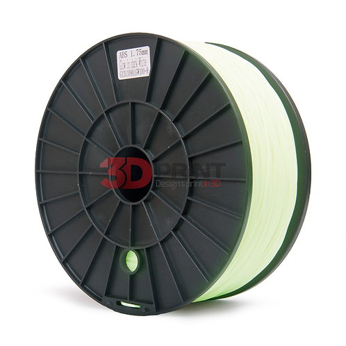 ABS пластик 1.75 Fluoscence (Флуоресцентный)