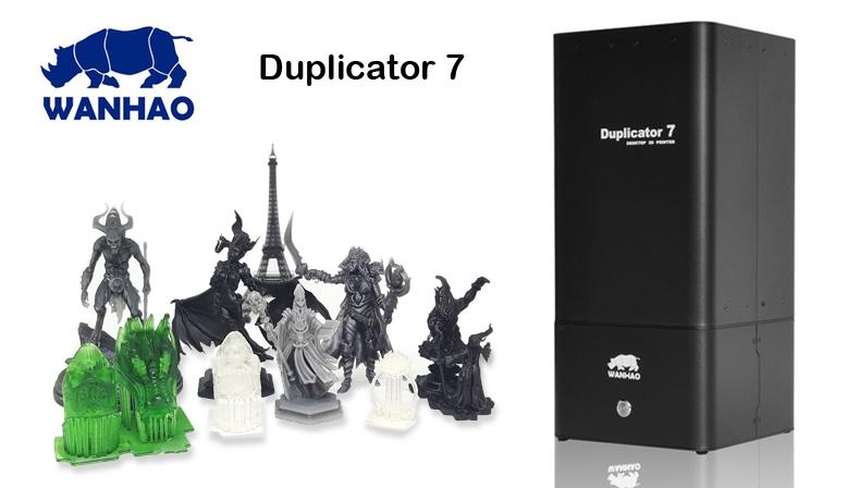 WANHAO D7 купить в Украине в Киеве 3Dprint.com.ua