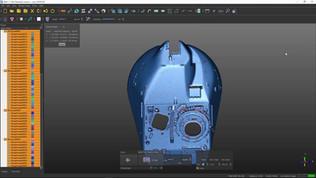 Пример 3Д сканирования Scan in a Box