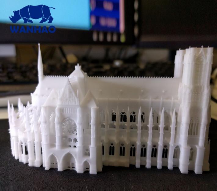 3D печать Wanhao D7