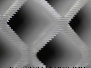 Примеры DLP SLA печати с разной высотой слоя.