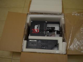Распаковка 3D принтера Wanhao i3 V2