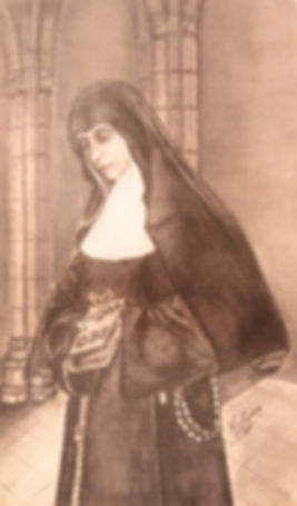 Mère Marie de Sainte Claire