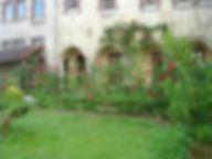 Jardin du Monastère des Clarisses de Troyes