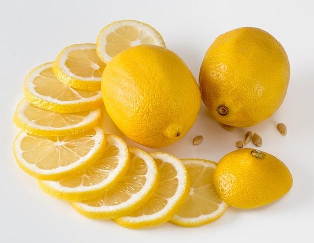 lemon, citrus, fruit
