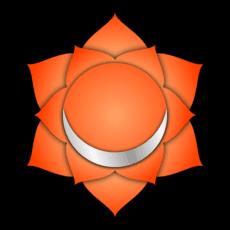 Chakra centre sacré