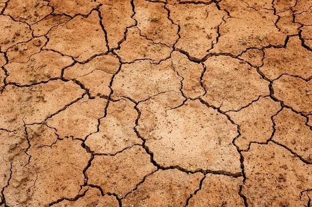 earth, drought, ground