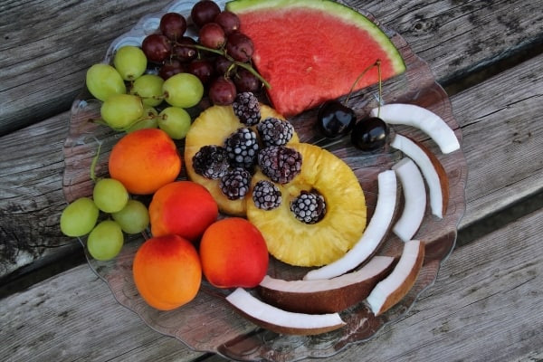 Remplir son assiette de fruits et légumes pour rester en forme