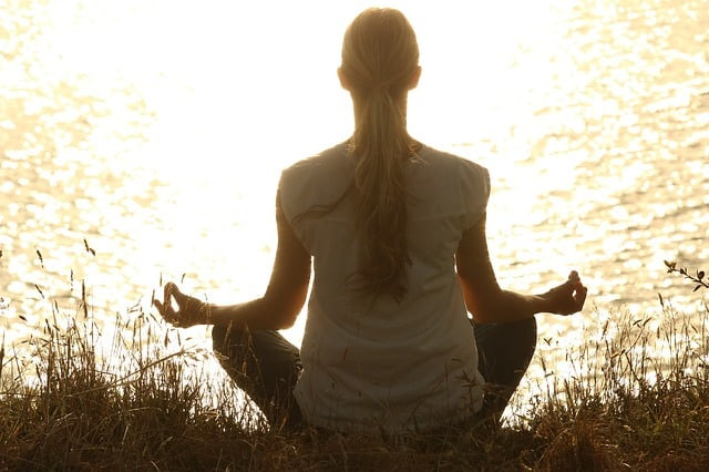 morning routine to meditate
