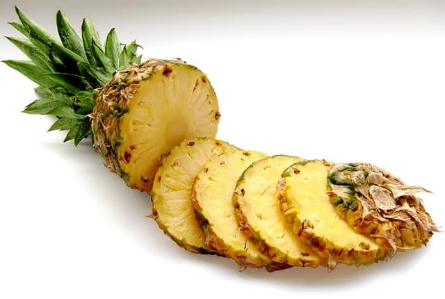 pineapple fruit vitamins tropical fruit pineapple pineapple pineapple pineapple pineapple