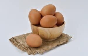 Autre bonne source de vitamine D : les œufs