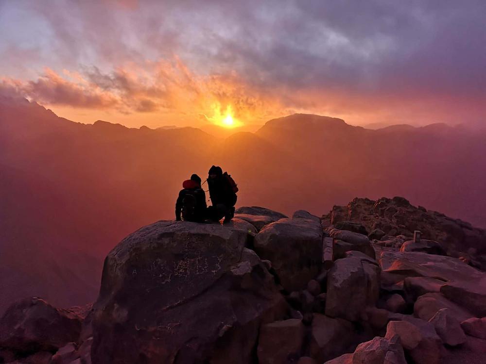 Mount Sinai - Earth Chakras