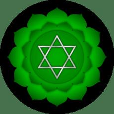 Centre chakra du coeur