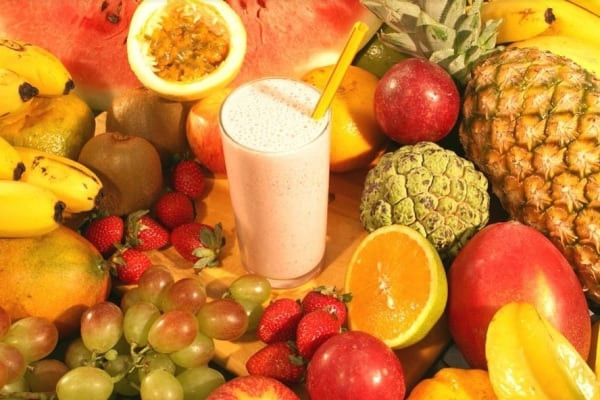 Aliments riches en fibres naturelles pour la detox