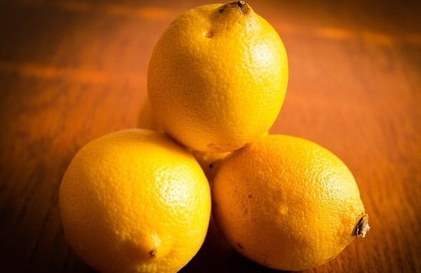 Citron contre le mal de gorge
