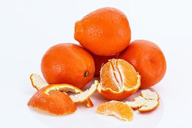 manger des oranges pour combattre le stress